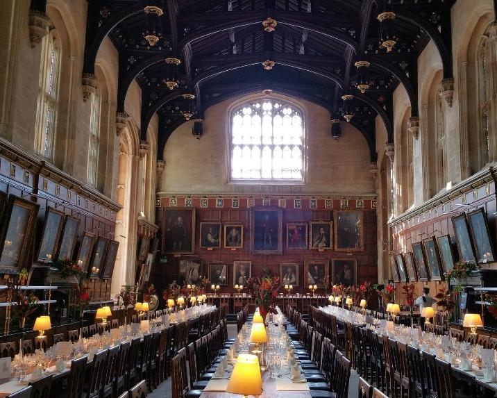 """Auf den Spuren von """"Harry Potter"""" London & Oxford erkunden"""