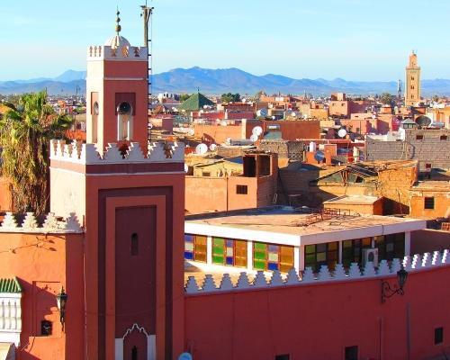 Egy hét Marokkó, Marrakesh 4 csillagos hotellel, reggelivel, bécsi indulással