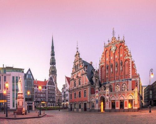 Capitales Bálticas con Guía