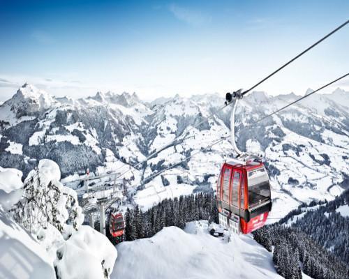 Esquí en Kitzbühel