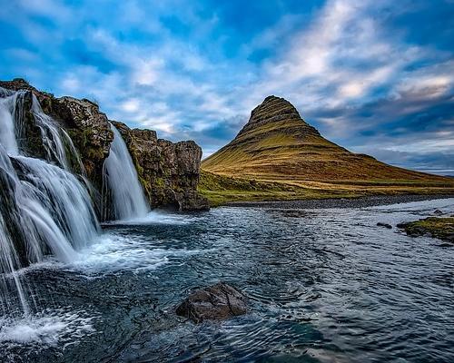 Izland utazás  szállással, reggelivel és repülőjeggyel