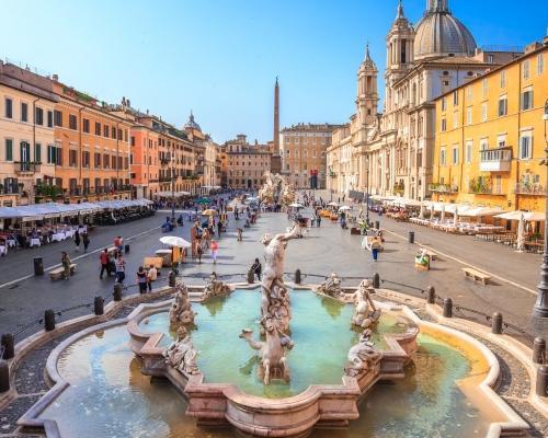 4 nap Rómában repülővel és szállással
