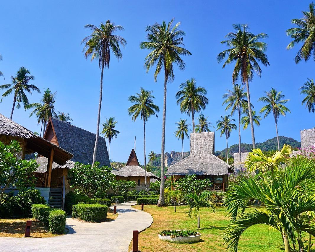 Singapur - Krabi - Phi Phi Island
