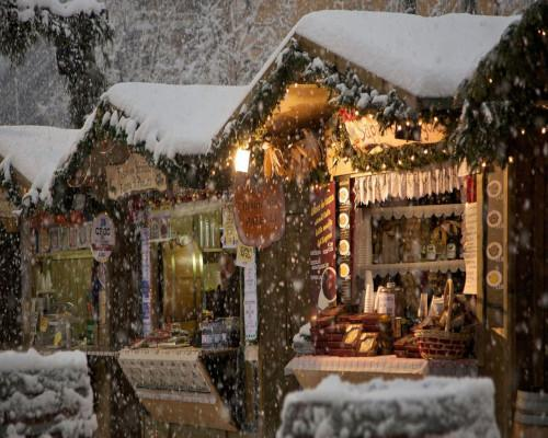 Venècia i mercats de Nadal a Dolomites