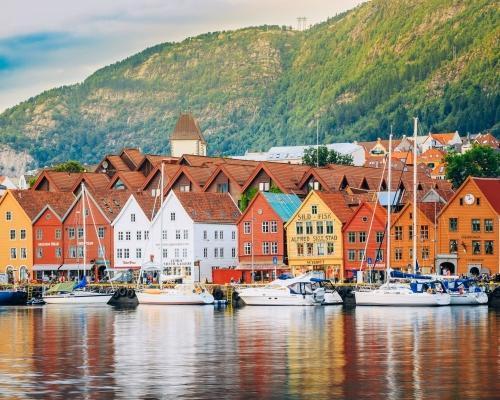 Norvégia, Bergen: hotel reggelivel és repjegy