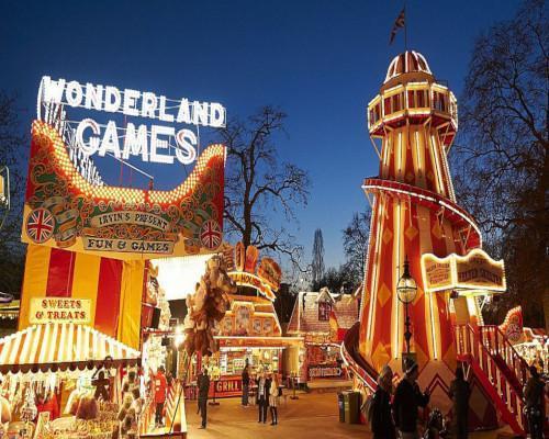 Llums de Nadal a Londres