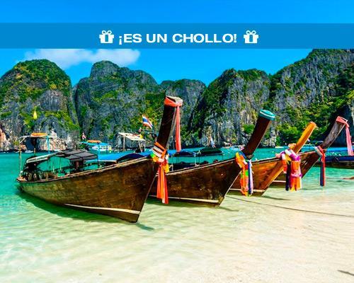 Viaje a Tailandia Low Cost