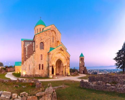 Armenia y Georgia Guiado