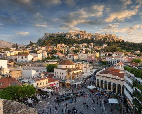 Athéni szilveszter szállással, reggelivel és repülőjeggyel