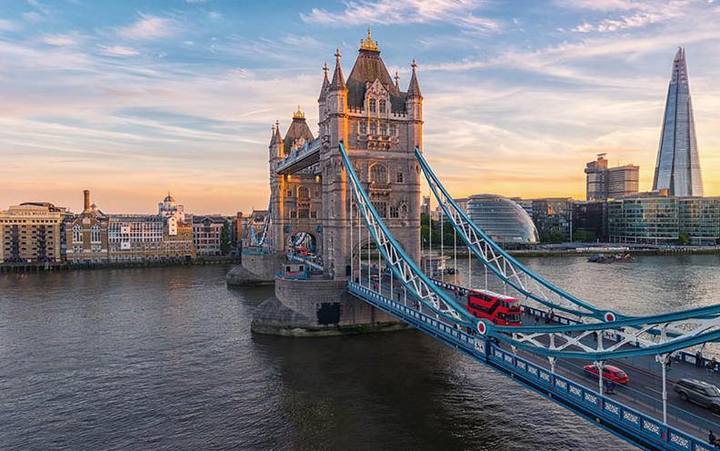 4 Days. London 4*