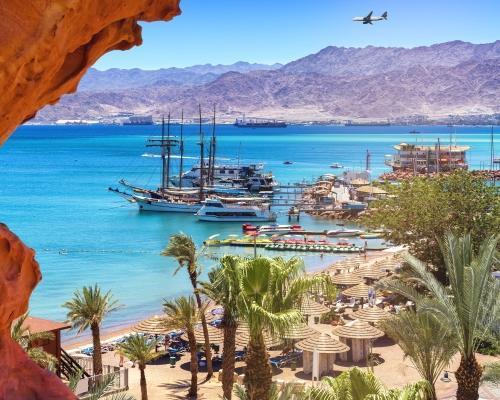 Eilat, Izrael: 4 csillagos hotel reggelivel és repülőjegy