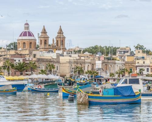 Máltai utazás: 4 csillagos hotel reggelivel és repülőjegy