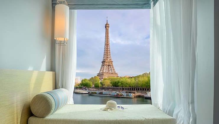 4 Days. Paris 5* - Option 1