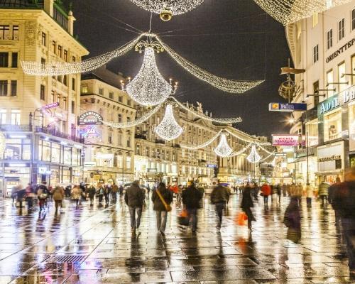 Karácsonyi vásár: Bécs, egyéni utazással