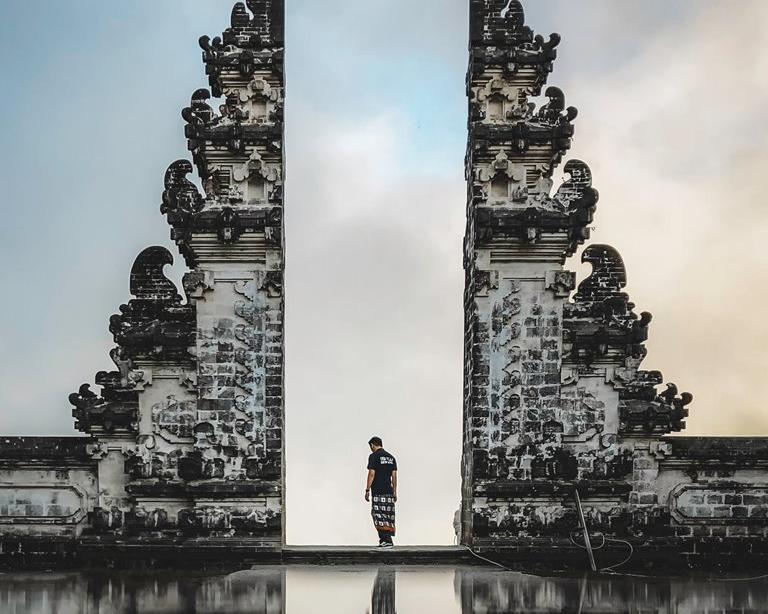 Singapur, Bali mit Künstlerdorf Ubud & Lombok