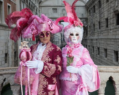 """Venedig im schönsten Ausnahmezustand des Jahres: """"Carnevale di Venezia"""""""