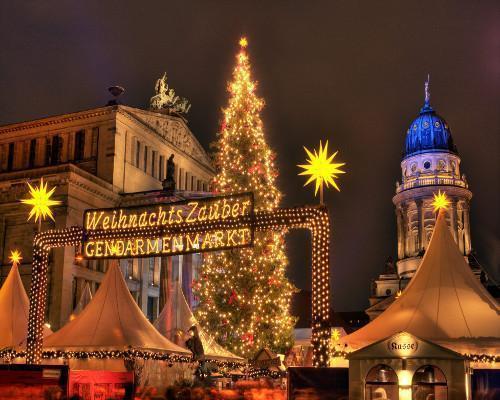 Mercados Navidad en Berlín y Dresden