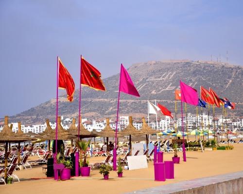 Marokkó, Agadir 4 csillagos szállással, bécsi indulással