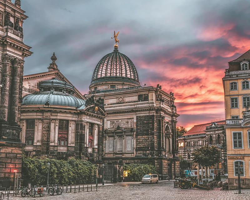 7 Days. Dresden 5* I  Leipzig 5*