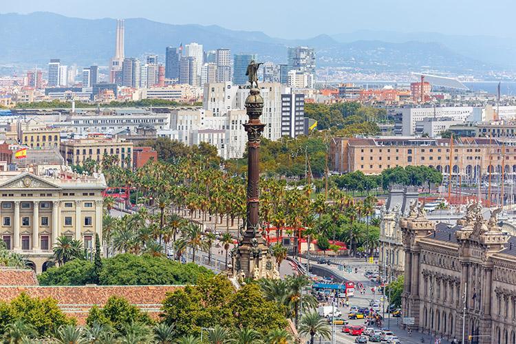 ٥ أيام. برشلونة ٤*