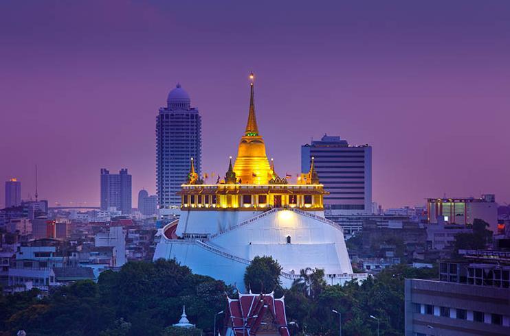 3 Days. Bangkok 3*