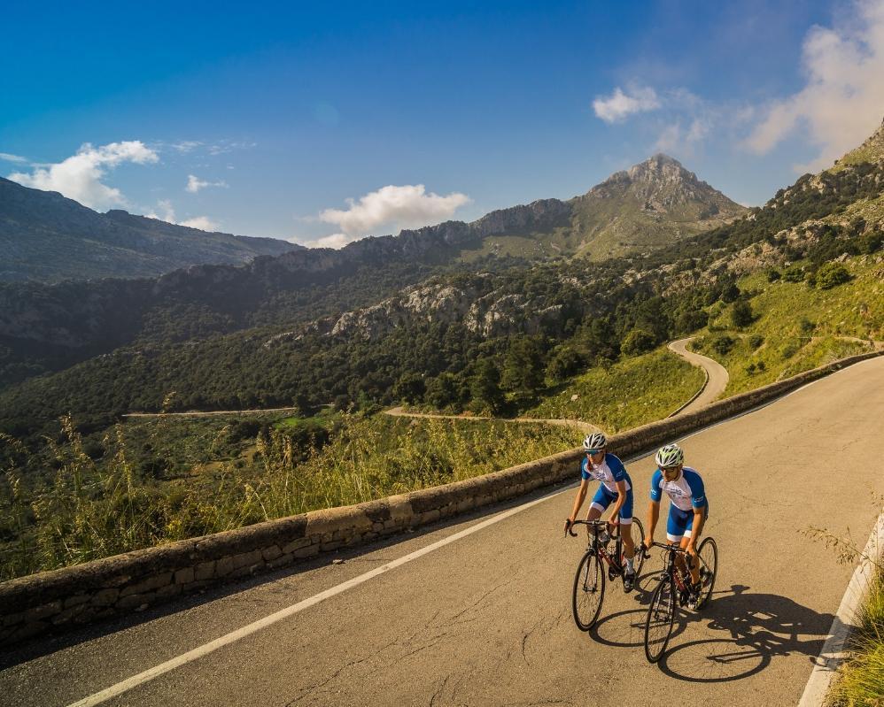 Cycling Training Holiday in sunny Mallorca
