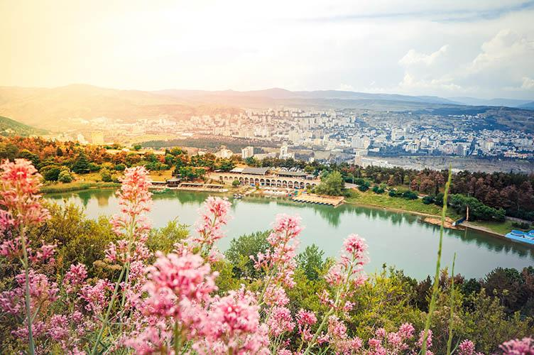 8 Days. Tbilisi 4* I Istanbul 4* + Air Tickets from Amman