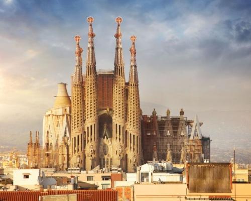 Barcelona 4 éjszaka szállással, budapesti indulással