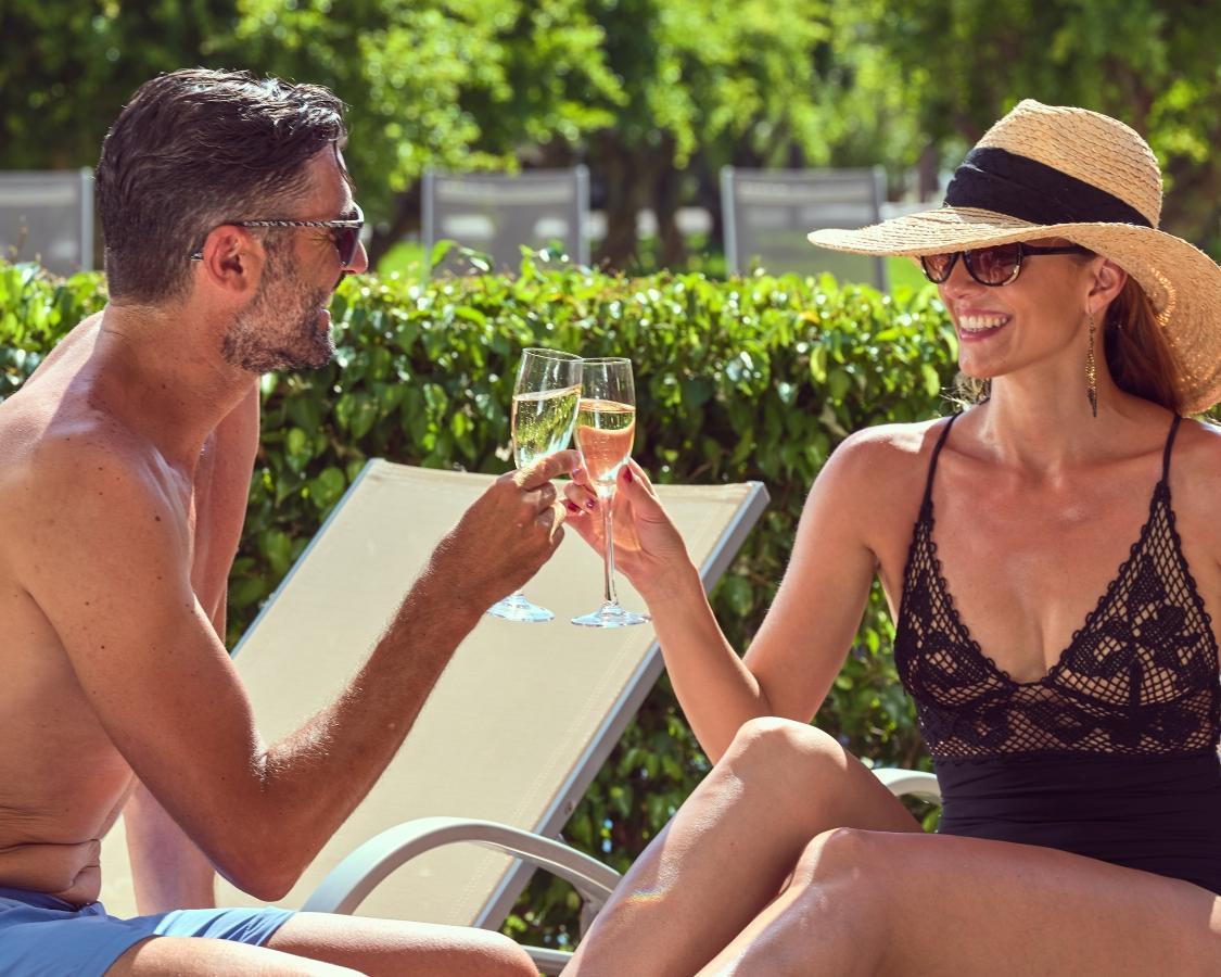 Luxus - Urlaub im All Inclusive Fünf - Sterne - Resort