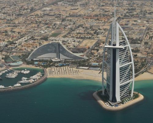 4 éj Dubaj 4 csillagos hotelben, repülőjeggyel