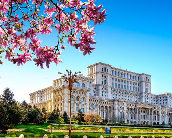 5 Days. Bucharest 4* (with Ryanair from Amman)