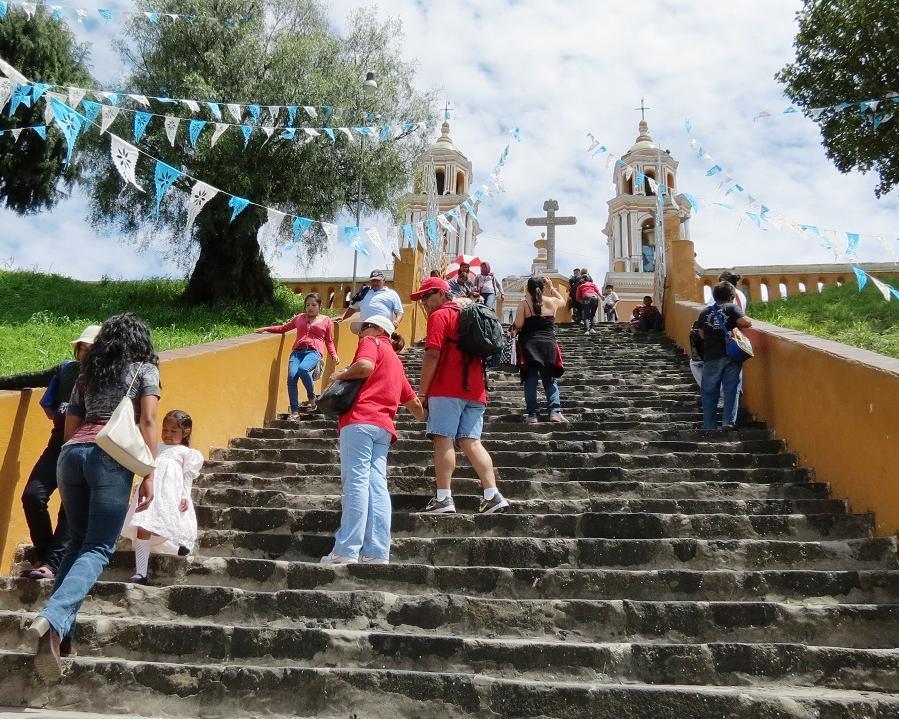 """Rundreise """"Klassisches Mexiko"""" & Baden an der Riviera Maya"""