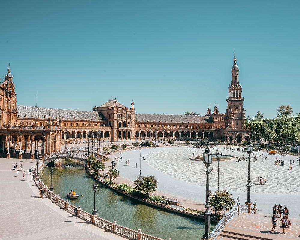 Sevilla, Andalúzia utazás: hotel és repülőjegy Budapestről