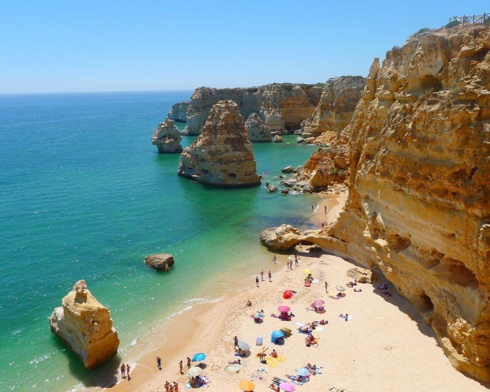 Dél-Portugália, Algarve utazás májusban 4 csillagos szállással, bécsi indulással