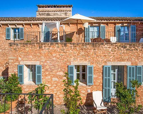 Reisen Sie in das Paradies des Predi Son Jaumell Hotel Rural