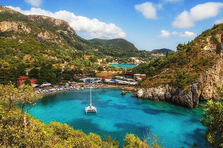 8 Days. Corfu 4* I Athens 4*