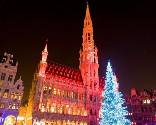 Mercados de Navidad en Flandes y Bruselas