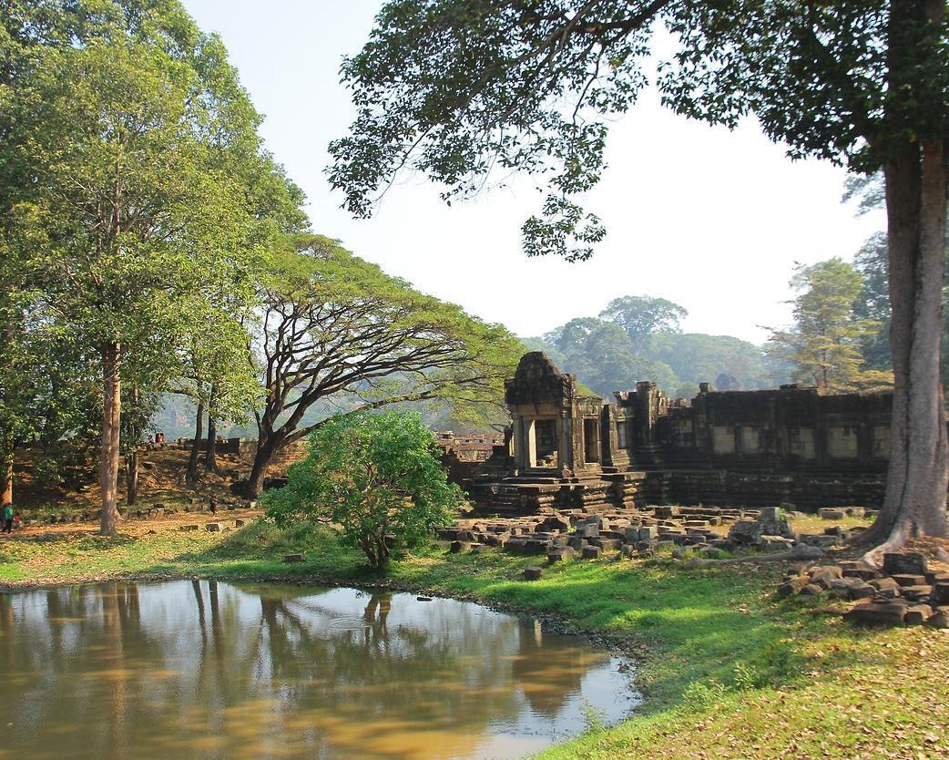 """Rundreise """"Höhepunkte Siem Reaps"""" & Baden in Vietnam: Phan Thiet / Mui Ne"""