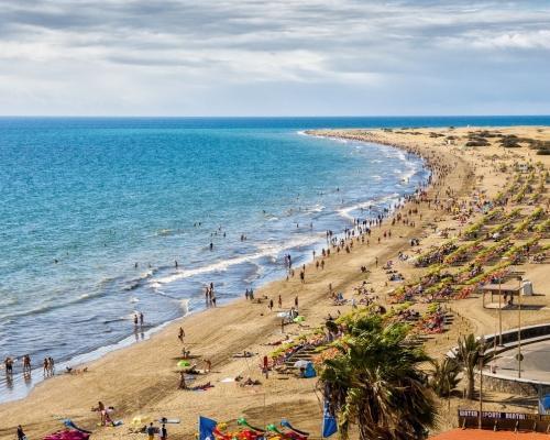 Egy hét Gran Canaria, Kanári-szigetek, szállással és repjeggyel Bécsből