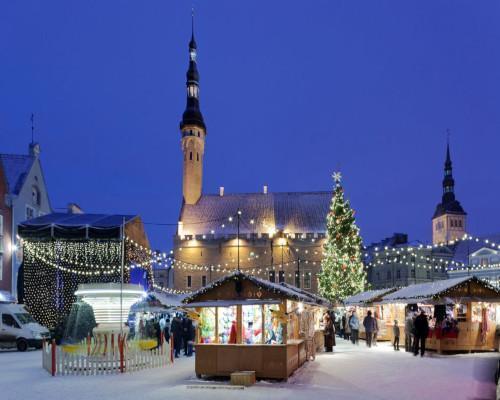 Mercados de Navidad del Báltico
