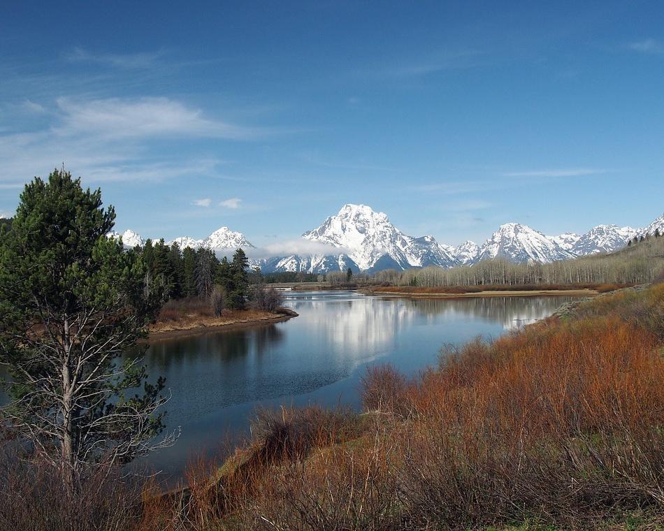 Rundreise durch die Rocky Mountains