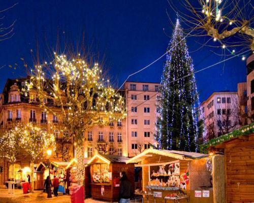Mercados de Navidad en Luxemburgo