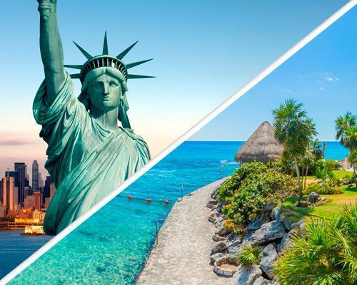 Luna de Miel en Nueva York y Riviera Maya