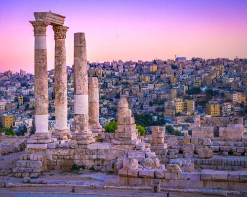 Egy hét Amman, Jordánia szállással és repjeggyel