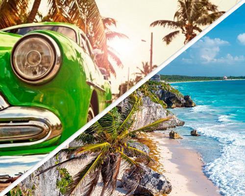 Vacaciones La Habana y Riviera Maya