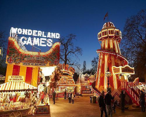 Mercados de Navidad en Londres