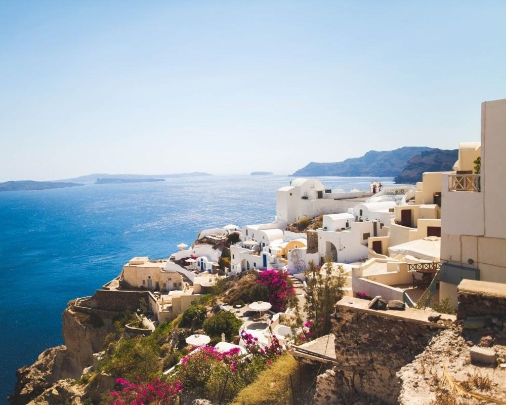 Egy hét Santorini júniusban szállással és repjeggyel Budapestről