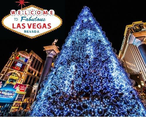 Navidad en Las Vegas!