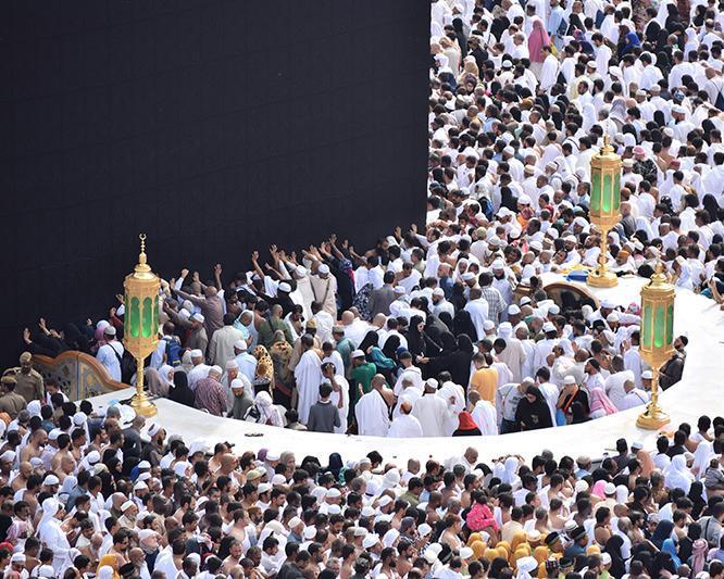 5 Days. Makkah 5* at Hilton Suites Makkah