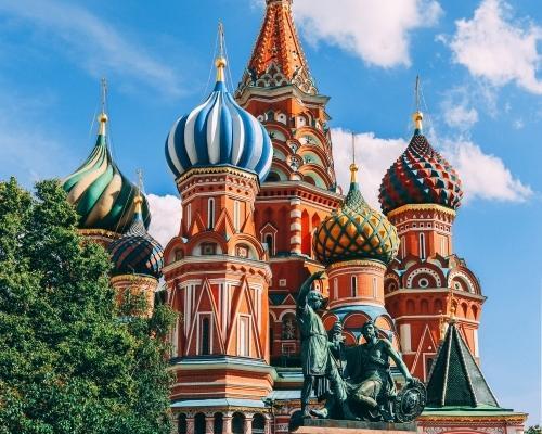 Egy hét Moszkva szállással, repülővel Debrecenből